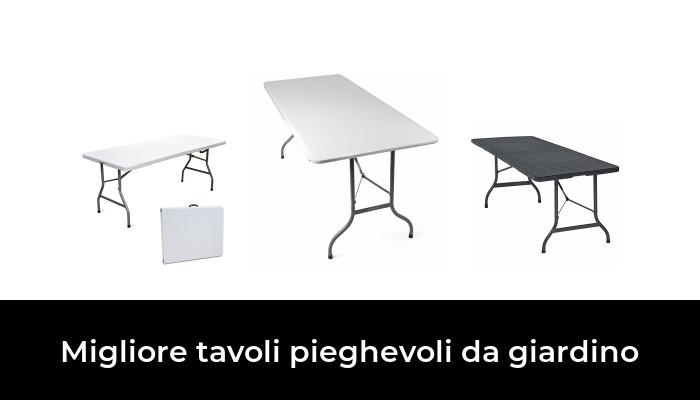 Tavolo da Giardino Rotondo Pieghevole 90 cm in Legno di Teak Certificato PrimeMatik